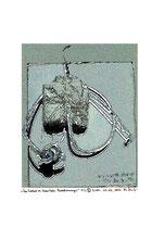 """""""Die Evolution klerikaler Verordnungen"""" 1/3 (2) Werkverzeichnis 2.189 / datiert 15.07.99 / Fotoveränderung eines eigenen Kunstwerkes als Tintenstrahldruck auf Papier / Maße b 20,4 cm * h 29,5 cm"""