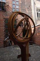 Astrolabe ou sphère armillaire