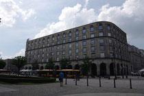 Immeuble typiquement soviétique