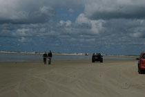 La plage de Lakolk