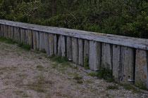 La clôture en os de baleines