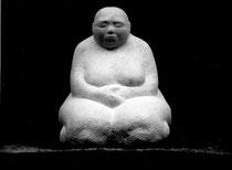 Petite Bouddha face © Chris Bazireau