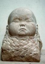 Portrait d'un nourrisson face © Chris Bazireau
