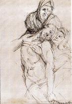La Piéta de Michelangelo à Florence © Chris Bazireau