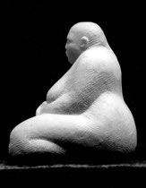 Petite Bouddha profil © Chris Bazireau