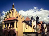 Schlossanlage Wolfersdorf