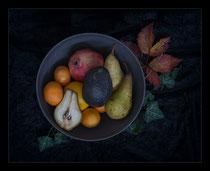 Überreifes Obst