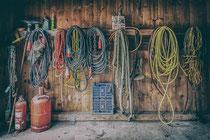 Garagenwand