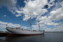 Gorch Fock I in Stralsund