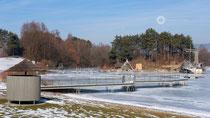 Robinson Insel im Winter