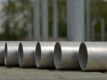 Vertikale & horizontale Rohre