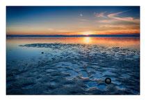 Sonnenuntergang bei Seefelden