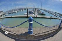 Hafen von Malahide