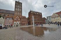 Stralsund Stadtplatz