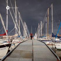 Hafen von Barth