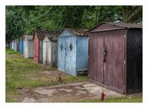 Platz für Trabis - Usedom Stadt