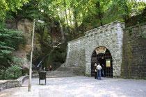 Kalktuffhöhle Anna