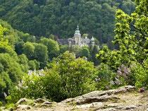 Panorama von Szeleta