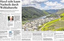 Rhein-Zeitung 17.07.2014
