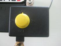 本体スイッチがOFF(オフ)状態は、システムは作動しません本体スイッチ