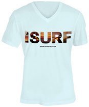 Isurf T-shirt Blue