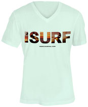 Isurf T-shirt Mint