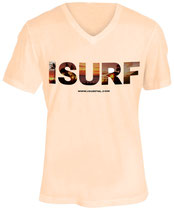 Isurf T-shirt Orange