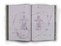 """""""Augengymnastik"""", 2003, Künstlerbuch"""