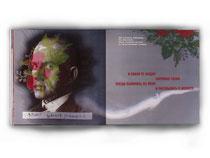 "Wladimir Majakowski ""Gute Behandlung der Pferde"", 2001, Künstlerbuch"