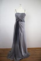 Graues Abendkleid - Gr. 36 - Kleiderverleih - Danees Photography