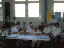 Forum des Associations 2012, une bande de copains