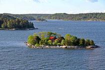 Schweden - Schären vor Stockholm