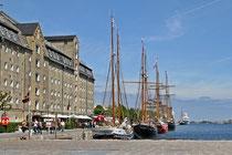 Kopenhagen - Innenhafen
