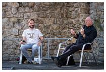 Pablo Martin Sanchez interviewé par Marc Parayre