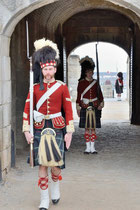Zitadelle Halifax - Wachablösung