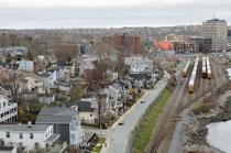 Dartmouth, wo wir gewohnt haben