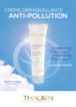 Creme demaquillante anti-pollution  24.30€