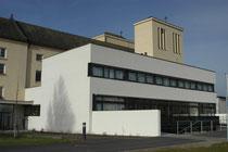 Pfarrzentrum Don Bosco (mit Arch. Heckmann)