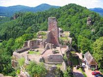 Burg Altdahn