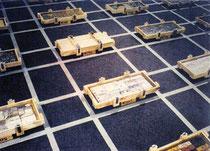 """""""Comme Archéologie"""" centre Pompidou , 1986"""