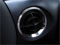 A/C diffuser ring