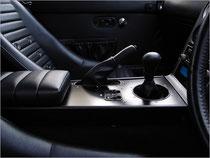 Trad style console(black)