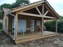 Maison 46m² - Lacanau
