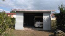 Garage pour camping car - Gujan