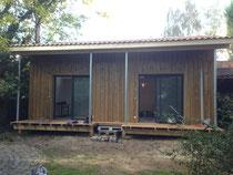 1 structure pour 2 studios - Talence