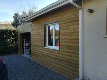 Agrandissement garage cestas