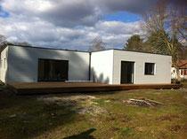 Maison toit plat - Marcheprime