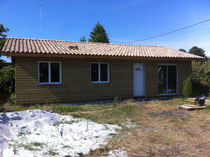 Maison modèle Cabane 1 - Lacanau