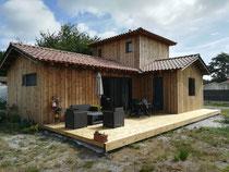 Maison 80m² - Le Barp