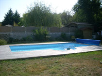 Piscine, terrasse - Eysines